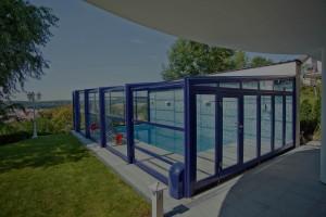 couverture piscine maroc prix - Abri mural swimpool 2020