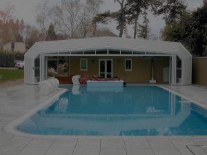 couverture piscine cover - abris haut 5 angles (maroc)