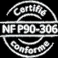NF P90-306 abri piscine maroc